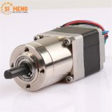 Motor de pasos del engranaje de la alta calidad de la nema 11, motor de la C.C. para la máquina solar