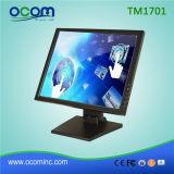 Monitor Desktop flexível barato da visualização óptica de toque de TM1701 LCD