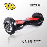 Самокат баланса колес высокого качества 2 с FCC RoHS CE утвержденный с диктором и дистанционным управлением Bluetooth