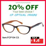 Form-Modell neuer Cp-im Plastikhändlerpreis-Brille-Rahmen