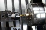 Centro fazendo à máquina do CNC CDS-32 (torno do CNC)