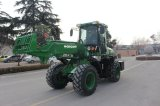 Boom telescopico Farm Loader (HQ920T) con 4 Wheel Drive
