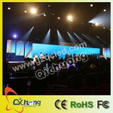 P12.5 dell'interno P10 Grid Mesh Curtain Full Color LED Display per Rental Business