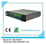 Fullwell, 32 Wdm EDFA di Ports FTTX Gpon con Each Port 16dBm (FWAP-1550H-32X16)