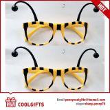 جديدة صنع وفقا لطلب الزّبون نظّارات شمس مع أرجوانيّة فراشة شكل لأنّ عيد ميلاد المسيح هبة