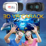 Mobile Phone V2のための仮想Reality Google Cardboard 3D Vr Caraok Reality Glasses