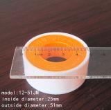 PTFEのガスの配水管のシーリングテープ