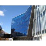 4mm, 5mm, 6mm coloriu o vidro reflexivo para o edifício
