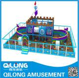 Lustige Kinder Indoor-Spielplatz (QL-3045A)