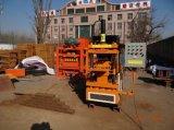 ShengyaのブランドSy1-10の自動油圧粘土のアフリカの連結のブロック機械
