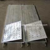 Безопасное Durable Trap Door Platform для лесов