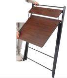 Bureau pliable en bois en métal neuf (WS16-0145, pour les meubles à la maison)