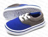 2016 heiße Verkaufs-Kind-Segeltuch-Schuhe (RF16177)