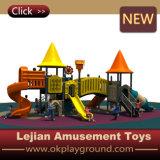 Los niños al aire libre comercial zona de recreo para Park (X1505-7)