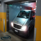 Mini levage de construction de stationnement de véhicule d'ascenseur automatique électrique