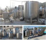 El tanque de pasterización de la leche, precio del tanque del pasteurizador
