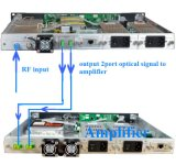 optische Zender van de Modulator van de Knoop CATV van 1550nm de Optische