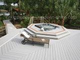 빈 Waterproof WPC Decking Outdoor 또는 Indoor WPC Flooring