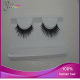 Ciglio falso nero Charming dei capelli umani di vendita calda