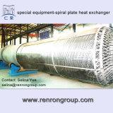 Modèle E-01 d'échangeur de chaleur de tube en U de réservoir de récipient à la pression Dn50-6000