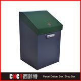 Выполненные на заказ почтовые ящики нержавеющей стали/металла/алюминиевых самомоднейшие архитектурноакустический Ехпортировать-Почтовый ящик почтовых ящиков
