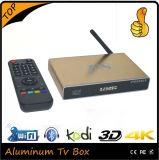 A melhor caixa árabe da tevê do Internet do Android 4.4.2 dos canais de televisão com cartão de SIM