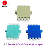 Lc-Leitungs-Standardfaser-Optikadapter