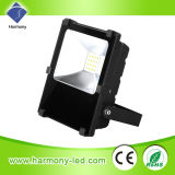 옥외 IP66 12V 30W LED Solar Flood Light