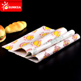 Burger Wrapping를 위한 착색된 Greaseproof Paper