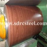 il colore di 0.50*1250mm ha ricoperto la bobina d'acciaio galvanizzata di PPGI