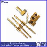 Serviço de reposição fazendo à máquina da peça da máquina de corte das peças do carro da bicicleta do motor do bronze do CNC da precisão chinesa/laser