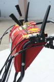 11HP手押し式雪かき機/除雪車/除雪機