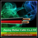 Kabel de van uitstekende kwaliteit van de Spreker 2X18AWG spt-1 voor Lamp