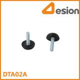 M4糸との黒いカラーのフィートを調節する23mm Daimeter