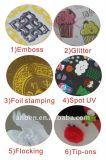 Bookmark бумажного Stationery- от изготовления Dongguan