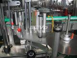 Una máquina de etiquetado lateral muy eficiente de la etiqueta engomada de la botella