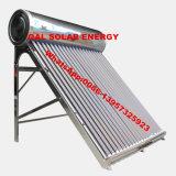 Sistema solar 2016 de la calefacción por agua de Qal
