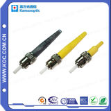 St Fiber Optic Connector for FTTH Equipment Testing