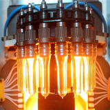 Energiesparende Haustier-Flaschen-durchbrennenformenmaschine