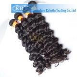 Глубокие человеческие волосы индейца волны