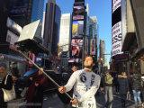 사진 Slfie 지팡이를 취하기를 위한 훌륭한 경험