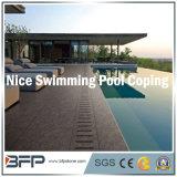 Pietra naturale del granito per fare fronte/pavimentazione del raggruppamento della piscina/mattonelle del raggruppamento