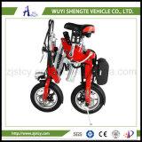 Bicicleta eléctrica Ebike del nuevo plegamiento 2016