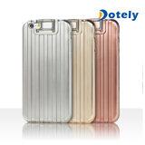 Koffer TPU van de anti-Kras van de Dekking van de bagage de Zachte voor iPhone van de Appel 6/6s