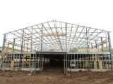 Aves de corral Shed Made de Light Steel Structure