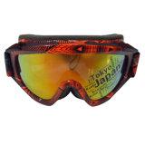 PC Izh004 Revo-Beschichtung Anti-Fog Form Sports Ski-Gläser/Schutzbrillen