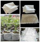 Saco não tecido do Seedling do saco de Zx-350 Eco que faz a máquina
