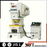 高速打つ機械(25ton-45ton)、Cフレームの高速穿孔器出版物、出版物を押すe-iシート