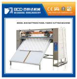 Máquina de estaca modelo da tela do painel do colchão de Bcb
