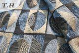 家具製造販売業のシュニールのジャカードソファーファブリック(FTH31110)